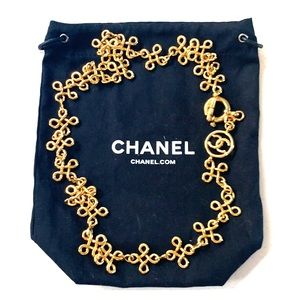 Stunning and Rare Vintage Chanel necklace